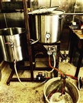 Jan 11th 2020 ALL GRAIN BREWING CLASS 1-5PM