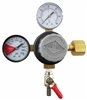 Double CO2 Pressure Gauge