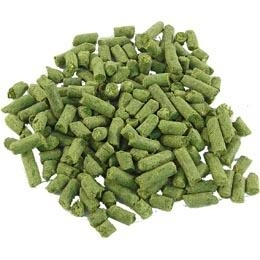 German Perle (6.5 - 7.5 a.a.) - 1 oz. Pellets