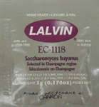 Lalvin Champagne Dry Yeast - 5 g.